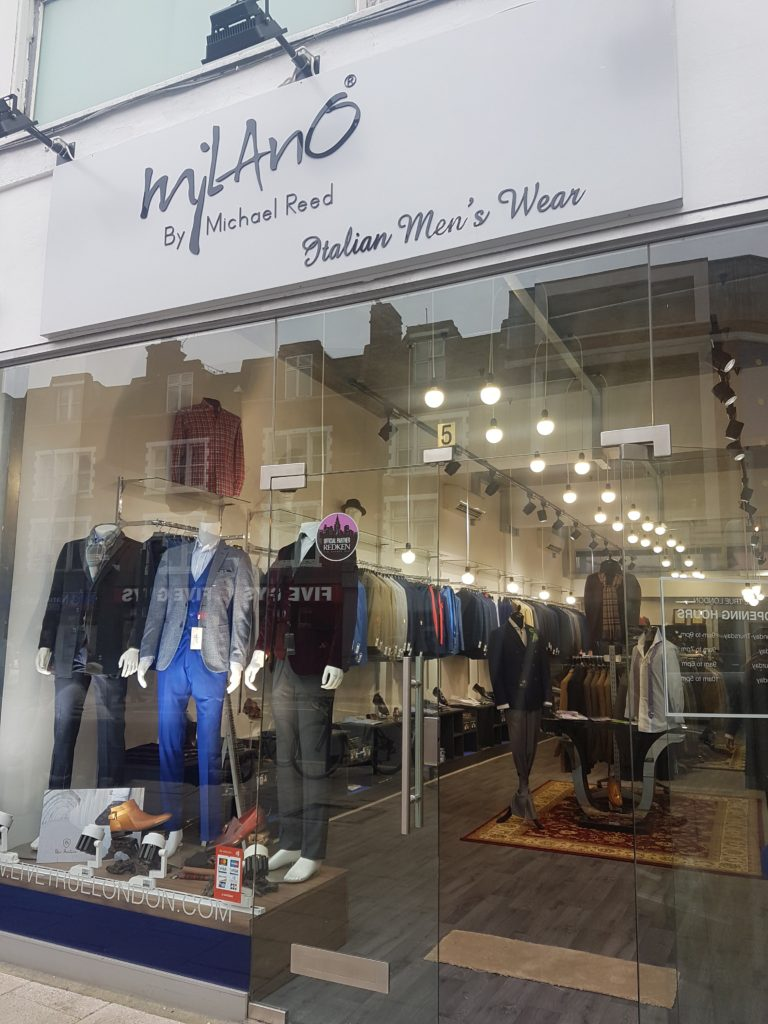 Milano positively putney for Milano shop