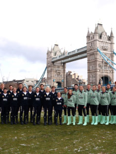 Cancer Research UK Boat Race