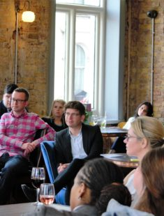 Positively Putney's first Annual Meeting