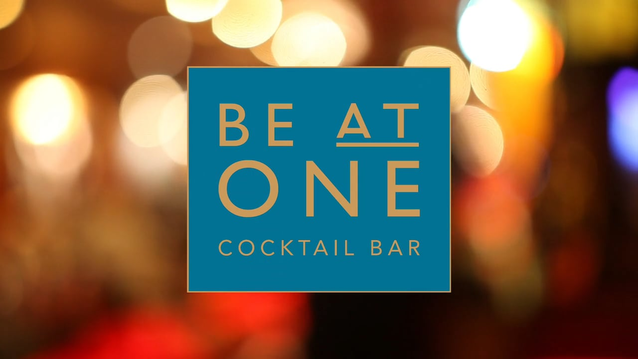 2 for 1 Cocktails at Be At One