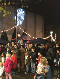 Christmas Lights Switch-On Party