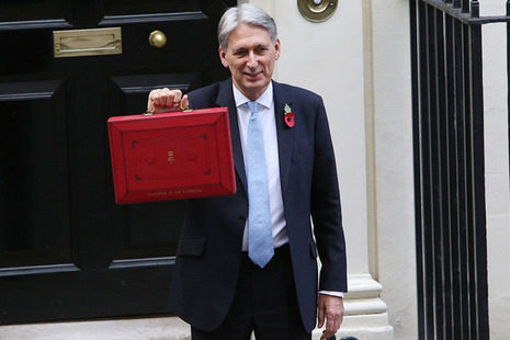 October 2018 Budget – Support for the High Street