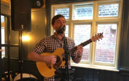 Friday Night Live Music at The Spotted Horse