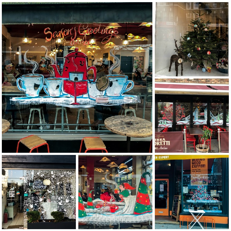 Christmas Window Display Competition 2018 Positively Putney