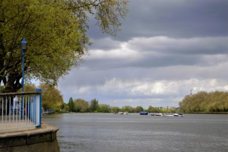 Clearing Litter from Putney's Riverside