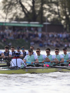 A History of Rowing in Putney