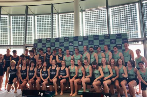 The Boat Race Crew Announcements 2019