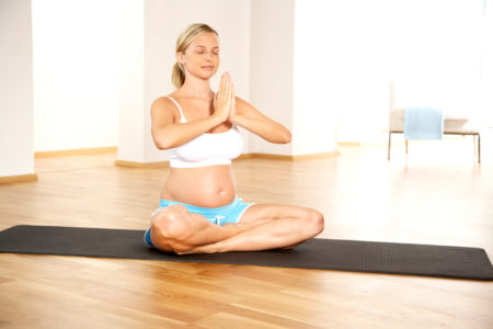 Pregnancy Yoga at The Putney Clinic