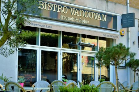Michelin Star Chef Eric Chavot Teams Up with Bistro Vadouvan