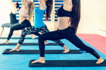Monday General Pilates at The Putney Clinic
