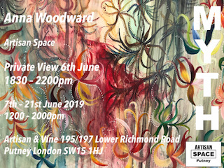 Artisan Space Launch with MYTH by Anna Woodward