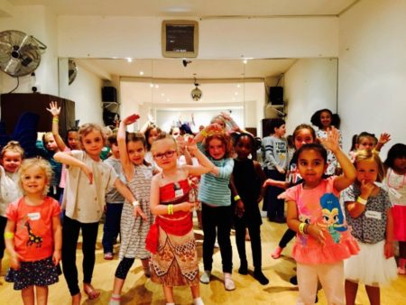 Lion King themed Dance & Creative Summer Holiday Workshop