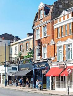 Putney Shortlisted for Future High Streets Fund
