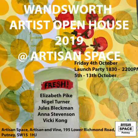 Wandsworth Artist Open House