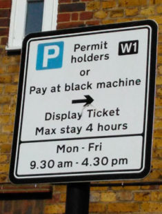 Free Parking on Bank Holiday Monday
