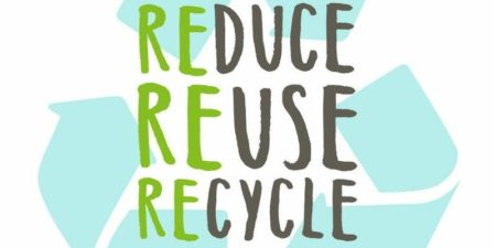 Reduce Reuse Recycle – Sustainability On A Shoestring
