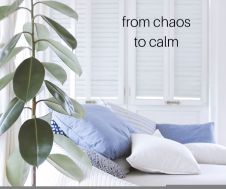 From Chaos to Calm using the KonMari Method