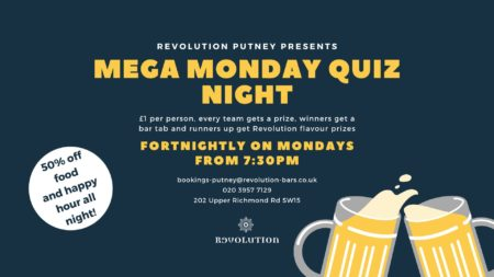 Mega Monday Quiz Night!