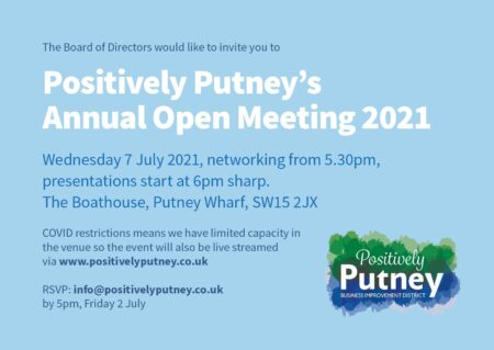 Annual Open Meeting 2021