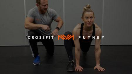 Wellbeing Week – Sweat class by CrossFit Putney