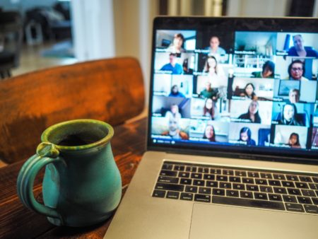 Wellbeing Week – Overcoming concerns and looking your best on video calls