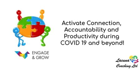 Wellbeing Week – Active connection, accountability & productivity during COVID19