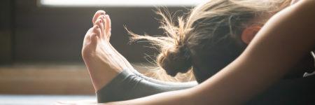 Wellbeing Week – Yin Yoga